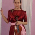 Петроченко Елизавета (скрипка) 2008, 2009, 2010, 2011преп. Боброва Л.А.