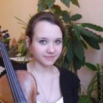 Чунтонова Надежда (скрипка) 2012, 2013 преп. Боброва Л.А.