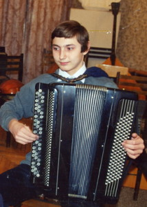 Гречухов Олег (баян) 1998, 2002 Преп. Мищенков С.В.