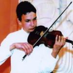 Лойко Юрий (скрипка) 2002 Преп. Павлова З.В.