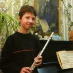 Луцкий Максим (флейта) преп. Каменева Т.Б.