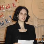 Емельянова Елизавета-выпускница 2011 г.