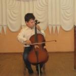 Новиков Илья (виолончель)