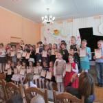 Отличники отделения Фортепиано 1-4 классы