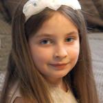 Беляцкая Кира 7 лет