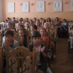 Первоклассники ДМШ №1 имени М.И. Глинки