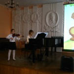 Диденко Мария 29.10.15 Концерт  Баснописец И.А.Крылов