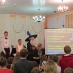 Первоклассники произнесли клятву Юного музыканта.