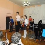 Семинар струнно-смычкового отделения 25.11.15