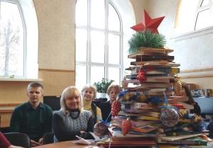 В библиотеке СОИРО