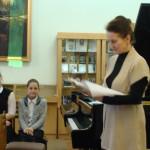 Преподаватель ДМШ №1 имени М.Глинки г. Смоленска-Чунтонова М.Е.