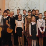 """Участники концерта """"Осенний бал"""""""