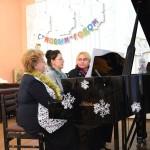 Фортепианное трио: Ксенжик А.Л., Маркелова Н.В., Лыткина А.Е.