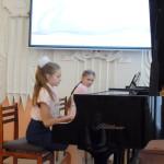 Андриенко Екатерина и Аникеева Руслана