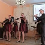 Ансамбль скрипачей «Скрипунелла»