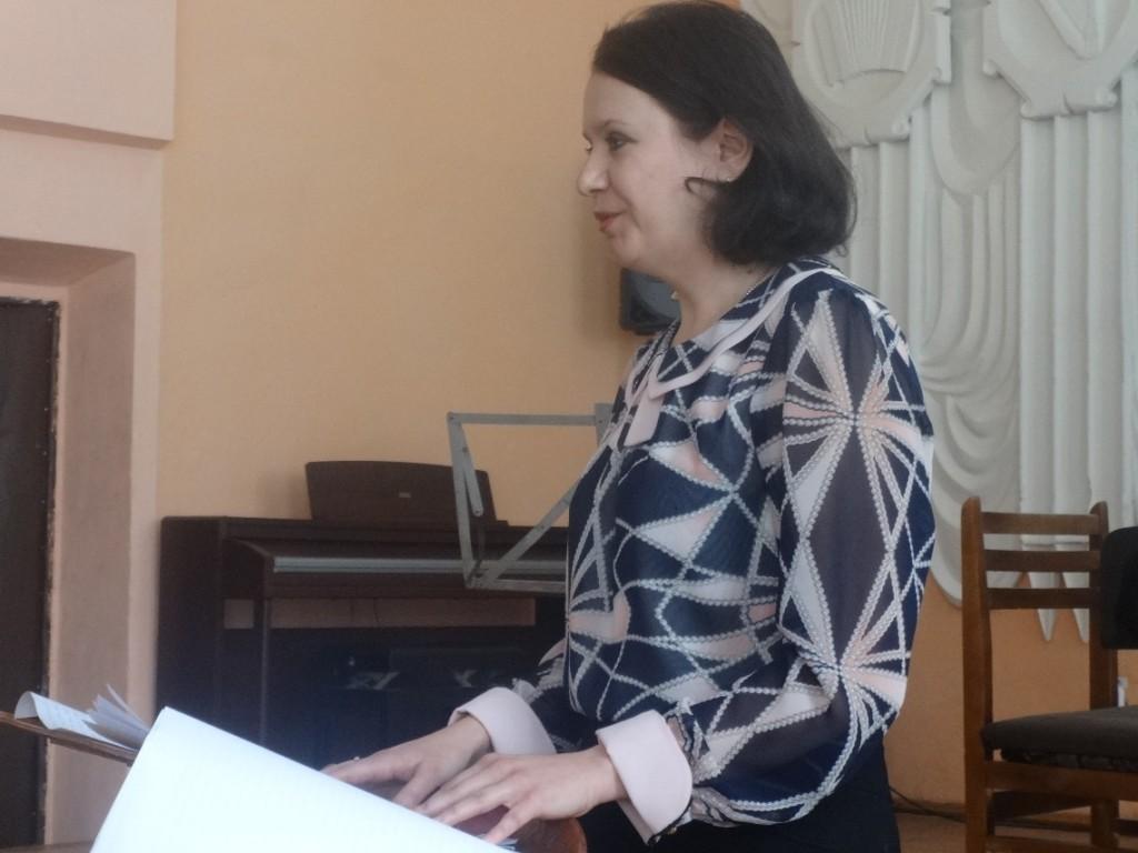 Методическое сообщение преподавателя ДМШ №1 им. М.И. Глинки Клименковой А. Н.
