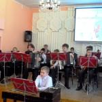 Оркестр русских народных инструментов ДМШ №1 им.М.И. Глинки