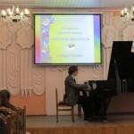 Председатель жюри конкурса, Лауреат международных конкурсов А. Р. Златин