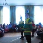 Фольклорный праздник Масленица в ДМШ №1 им. М. Глинки г. Смоленска
