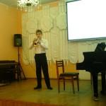Станчинский Дмитрий-участник концерта