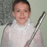 Столярова Софья (флейта) преп. Медведева И.В.